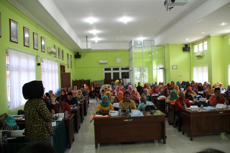 Sosialisasi Program AMURT Indonesia 2019-2021